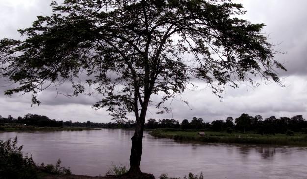 image of Dhanshiri River