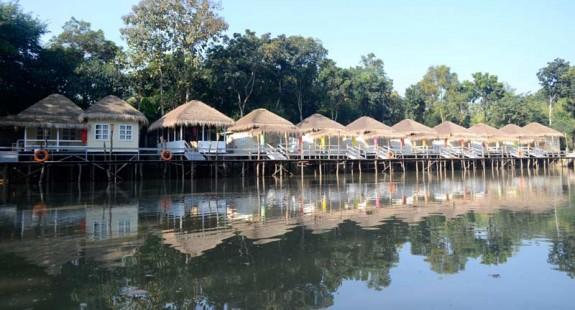 Nokkhottrobari Resort