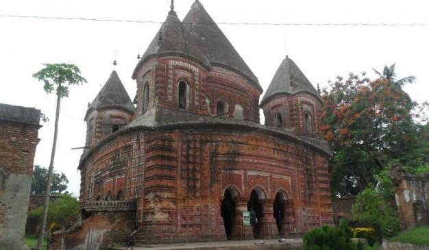 image of Puthia Temple