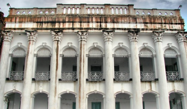 image of Baliati Palace
