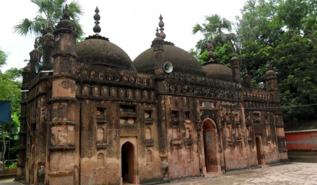 image of Chand Gazi Bhuiya Mosque