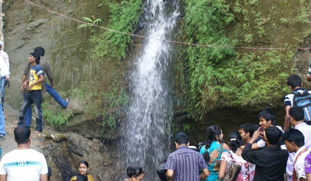 image of Himchhari Waterfall