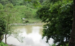 Nunchhori Debota Pond