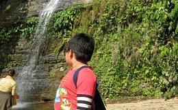 Richhang Waterfall