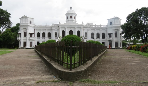 image of Tajhat Zamindar Palace