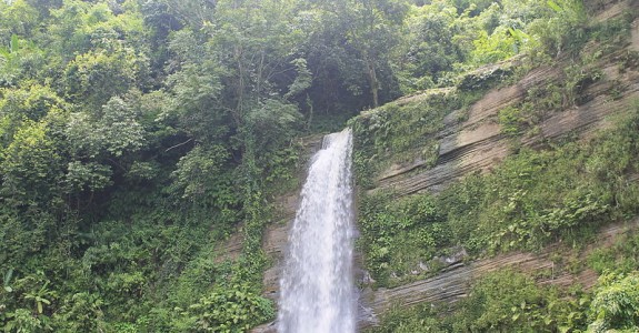 Madhabkunda Waterfall and Eco Park