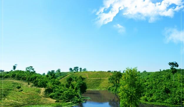 image of Madhobpur Lake and Tea Estate