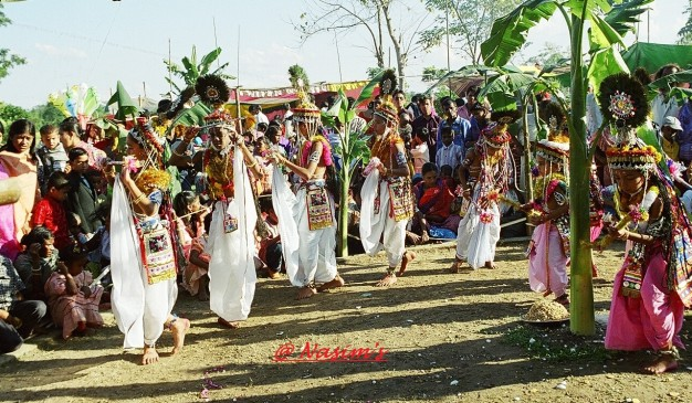 image of Monipuri Village