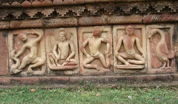 image of Paharpur Buddhist Monastery