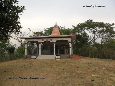 image of Palace Of Queen Mainamati