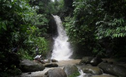 Toiduchara Waterfall
