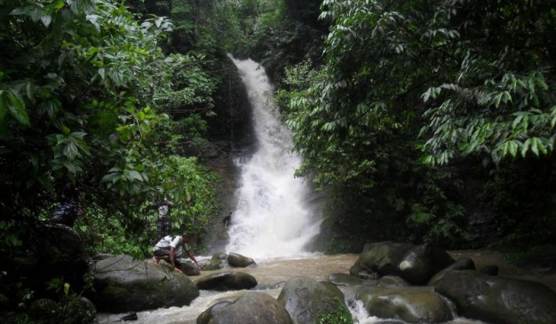 image of Toiduchara Waterfall