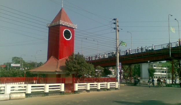 image of Ali Amjad Clock Tower