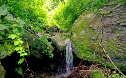 Patang Jhiri waterfall