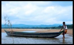 Shomeswari River