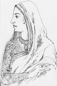 Nawab Faizunnesa Chowdhurani and Nawab Bari