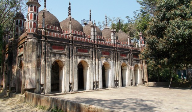 image of Atkandi Nilkuthi Mosque
