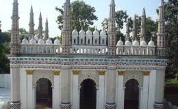 Nawabbari Mosque of Dhonbari