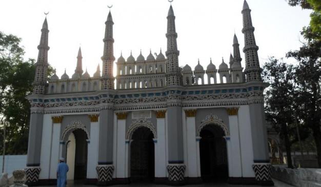 image of Nawabbari Mosque of Dhonbari