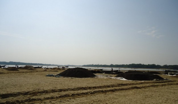 image of Shomeswari River