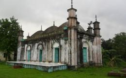 Isha Kha Jongolbari and Mosque