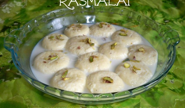 image of Rasmalai in Matri Bhandar