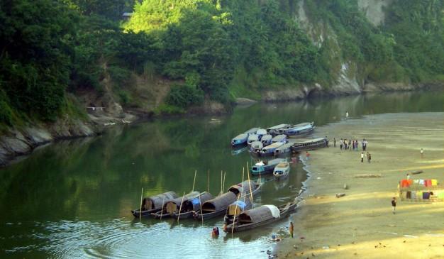 image of Sangu River