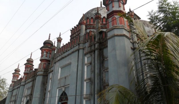 image of Korotia Zamindar Bari and Mosque