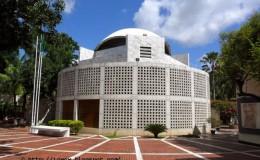 The Mausoleum of Bongobondhu