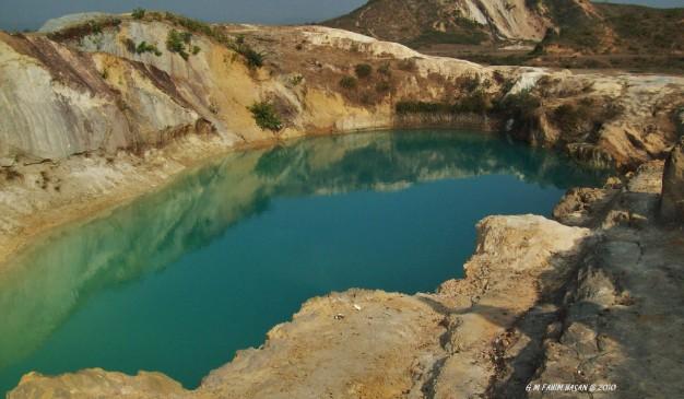 image of China Clay Lake