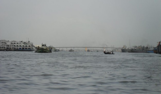 image of Buriganga River