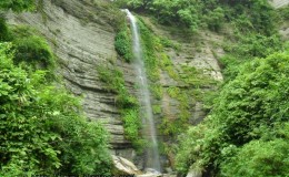 Chhoto Darogar Hat Waterfall