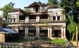 Old House at Gokorno Gram