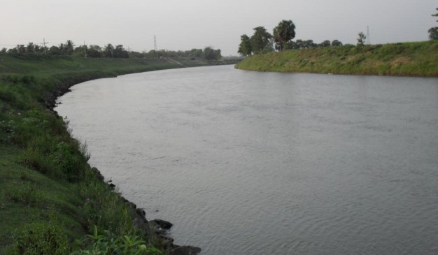 image of Gomti River