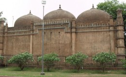 Khwaja Shahbaz Mosque and Tomb