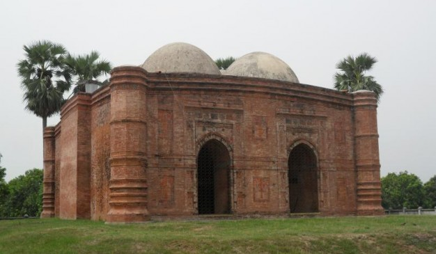 image of Dhuni Chawk Mosque
