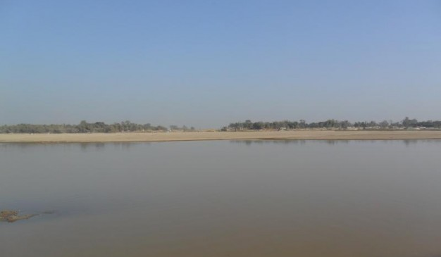 image of Dholai River