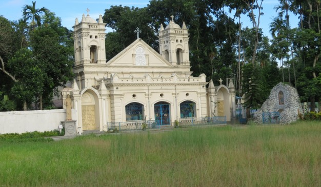 image of Hasnabad Holy Rosary Church