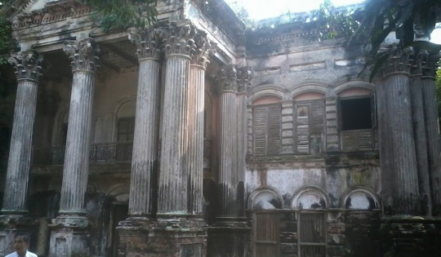 image of R N Saha House
