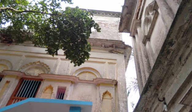 image of Ghoshal Bari Zamindar Palace