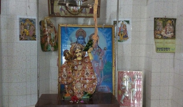 image of Joy Kalibari Temple