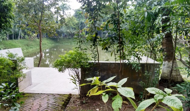 image of Nazrul Memorial Center