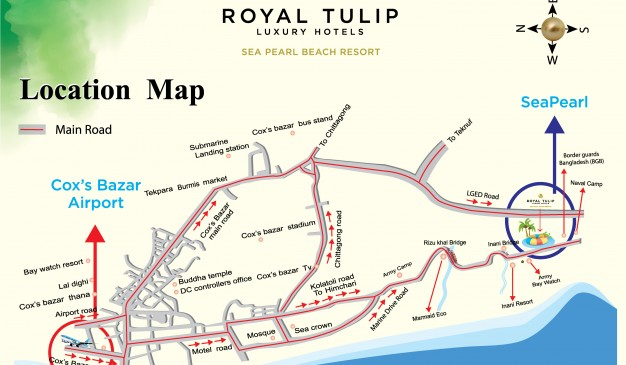 image of Royal Tulip Sea Pearl Beach Resort